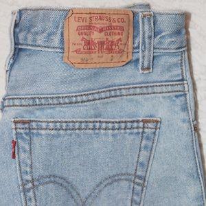 Levi's Shorts - Vintage Levi's 550 Denim Shorts Size 6